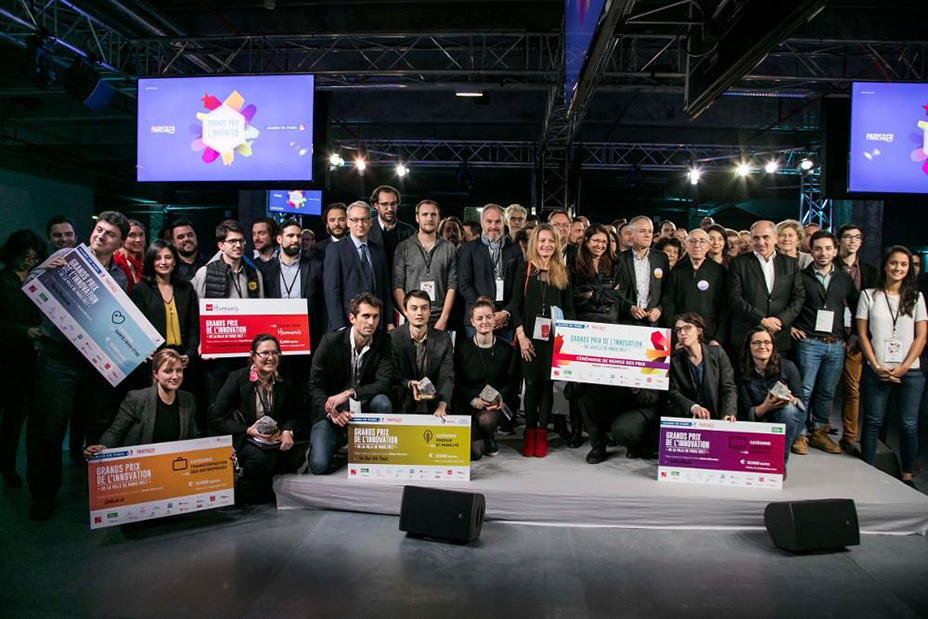 Grands Prix de l'Innovation 2018