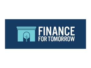 Logo Finance for Tomorrow